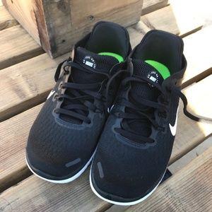 Nike Free Run running shoes, tennis shoes, 8.5M